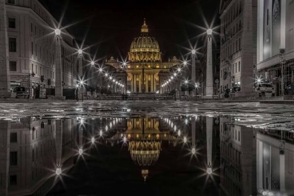Stefan Durchholz; Petersdom;Rom