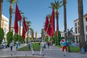 Jochen-SchmittDemonstration-und-AlltagRabat-Marokko