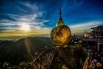 ALbert Köckemann - Goldener Felsen (Myanmar)