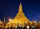 ALbert Köckemann - Shwedagon Pagode (Myanmar)