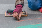 Karl-Heinz Liebler - Marcel, Straßenmaler 1