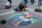 Karl-Heinz Liebler - Marcel, Straßenmaler 4