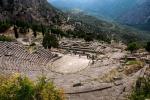 Neelu Sinha - Der Tempel des Apollo, Delphi (Griechenland)