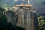 Neelu Sinha - Meteora Kloster (Griechenland)