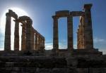 Neelu Sinha - Tempel der Poseidon, Cap Sounion (Griechenland)