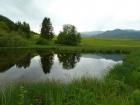 Rosina Waltl - Ein Bergsee