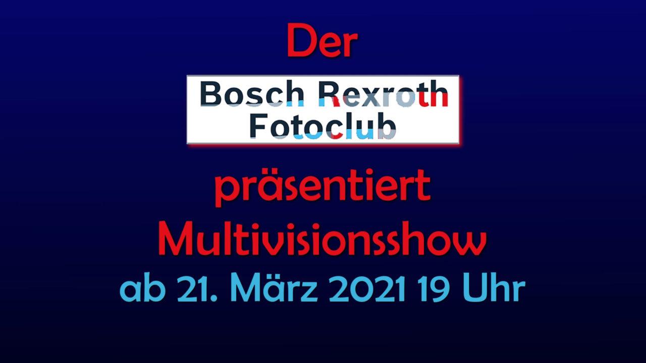 Multivisionsshow 2021